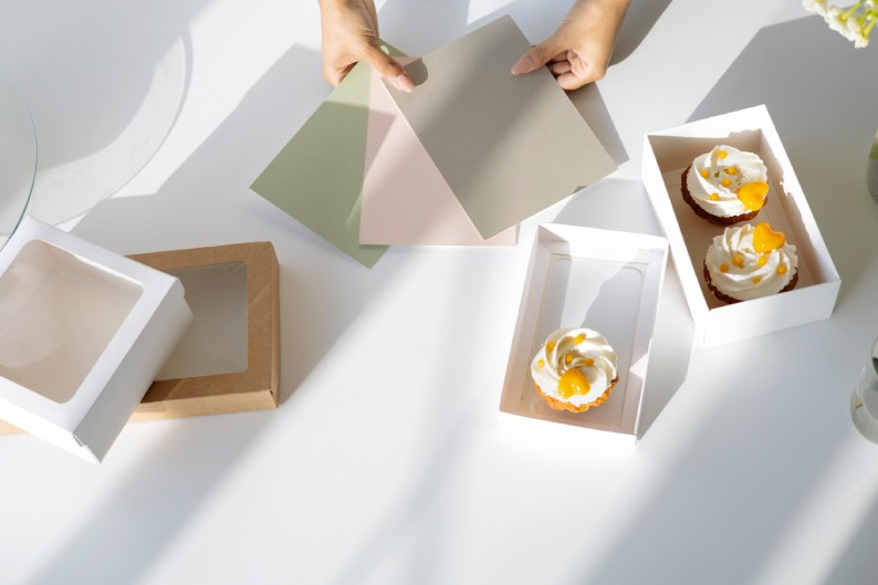 branding and design of printed boxes